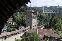 Les fortifications de Fribourg rouvertes dès samedi