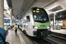 Trafic perturbé après un accident en gare de Berne