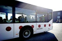 Les écoliers dopent les bus régionaux