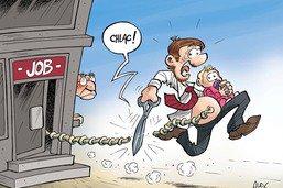 Suisse: un premier geste vers un congé paternité valable