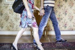 Couples mariés en rade