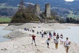 Investissement pour rajeunir le sentier du lac de la Gruyère