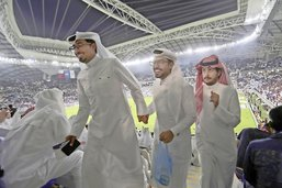 Le sport, arme de séduction du Qatar
