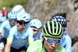 Quintana s'invite sur le podium
