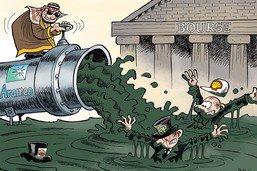 Le géant pétrolier Aramco déboule en Bourse