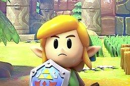 Ce bon vieux Link revient sur Switch