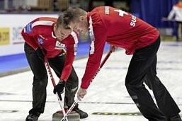 Le très bon départ des équipes suisses