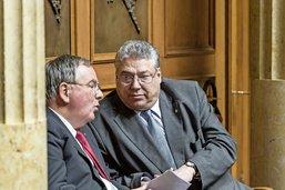 Poids lourds en déroute au Parlement