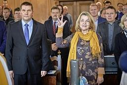 Nouveaux élus pour la Singine