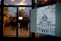 Un recours contre le déroulement de l'élection au Conseil des Etats
