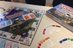 Une édition fribourgeoise du Monopoly