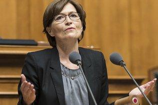 Les Verts et le PVL veulent recomposer le Conseil fédéral