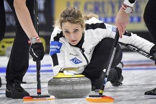 L'équipe de Suisse dames battue en demi-finale