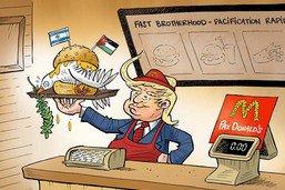 Israël-Palestine: un plan de paix vite fait, mal fait!