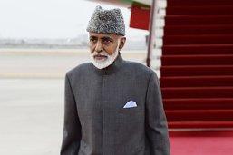 Mort de sultan Qabous d'Oman après un demi-siècle de règne