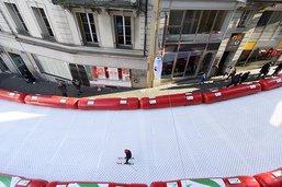 Ski, luge et biathlon au coeur de Lausanne