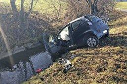 Une jeune automobiliste héliportée après un accident à Vaulruz