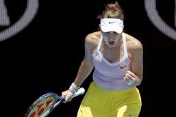 Belinda Bencic assure l'essentiel