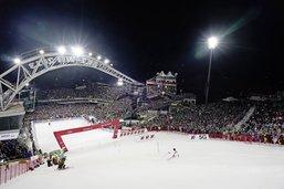 Le slalom nocturne, l'avenir du ski?