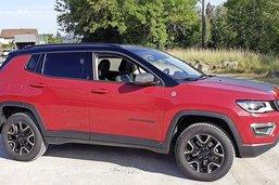 Jeep choisit la carte du confort et de l'équipement
