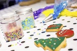 Les beaux atours des petits biscuits