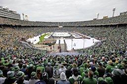 Un Winter Classic devant 85 630 spectateurs