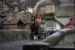 La voirie à cheval en Basse-Ville