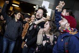Activistes climatiques acquittés
