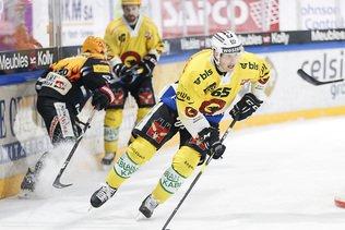 Fribourg Gottéron s'incline contre Berne et s'éloigne des play-off
