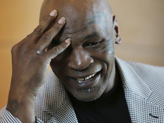 Mike Tyson envisage un retour pour la bonne cause — Boxe