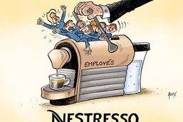 Nespresso accusé d'épuiser ses travailleurs