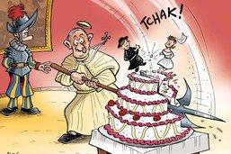Le pape François n'autorisera pas le mariage des prêtres