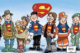 Face à la crise, des héros du quotidien