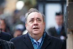 L'ex-Premier ministre écossais face à une accusatrice