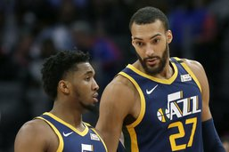 Rudy Gobert va faire un don de plus de 500'000 dollars