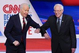 Les candidats démocrates attaquent Trump sur sa gestion du virus
