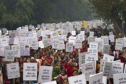 Les responsables du viol collectif de Delhi ont été pendus