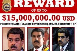 L'état-major vénézuélien soutient Maduro après son inculpation