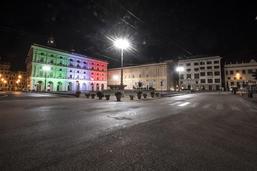 En continu - Italie: la progression du virus ralentit pour le 3e jour de suite