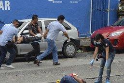 Le Mexique vit sa journée la plus violente en dépit du confinement