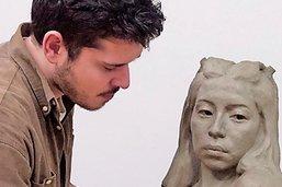 «J'ai toujours été fasciné par les sculptures»