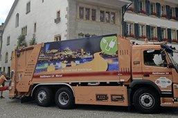 Haldimann AG primée pour son camion