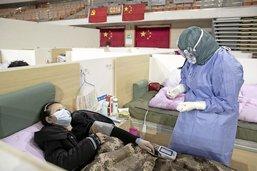 Le coronavirus contamine moins