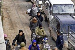 Les humanitaires dépassés en Syrie