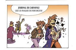 Le carnaval et ses journaux