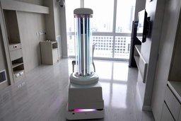 Un robot destructeur de virus