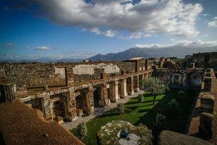 A Pompéi, trois domus romaines rouvrent au public