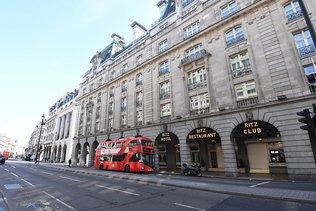 L'hôtel Ritz de Londres vendu à un investisseur qatari