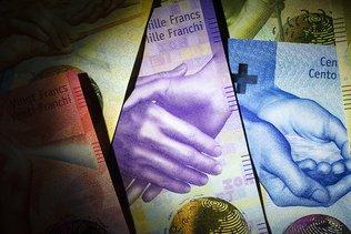 Le Conseil fédéral a de la marge de manoeuvre, selon Credit Suisse