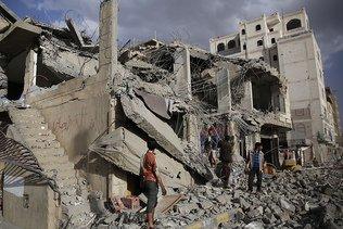 Le cessez-le-feu décrété par la coalition a débuté au Yémen